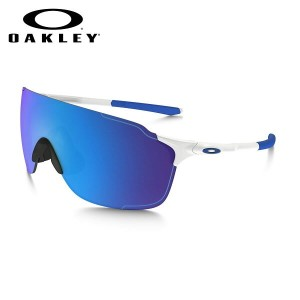 オークリー サングラス EVゼロ ストライド OAKLEY OO9389-02 EVZERO STRIDE ASIA FIT Polished White / Sapphire Iridium...