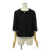 FOXEY BOUTIQUE フォクシー ジャケット Peter Pan Pearl【38】【Aランク】【中古】tn290423