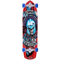 Sector 9 Javelin Downhill Division Complete Longboard Skateboard W/ Caliber Trucks, Sector 9 Wheels...
