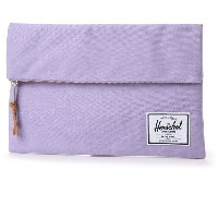 ハーシェル HERSCHEL atomos CARTER POUCH ELECTRIC LILAC CROSSHATCH (LIGHTPURPLE) レディース