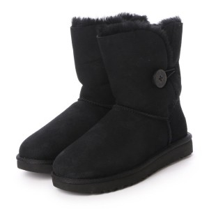 【SALE 40%OFF】アグ UGG Bailey Button II (Black) レディース