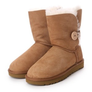 【SALE 40%OFF】アグ UGG Bailey Button II (Chestnut) レディース