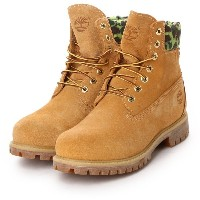 ティンバーランド Timberland atmos 6 PREMIUM WATERPROOF BOOT (WHEAT) メンズ