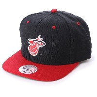 【SALE 40%OFF】ミッチェル アンド ネス MITCHEL & NESS atmos OUTER LOGO SNAPBACK (BLACKTYPE1)