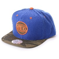 【SALE 40%OFF】ミッチェル アンド ネス MITCHEL & NESS atmos CAMO INFILL SNAPBACK (ROYAL)
