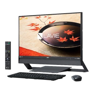 新品 NEC LAVIE Desk All-in-one PC-DA770FAB ファインブラック.