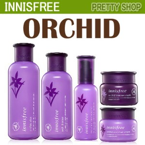 ★Innisfree★ORCHID LINE!(Skin/Lotion/Essence/Intense Cream/Enriched Cream/Eye Cream/Massage Cream/Gel