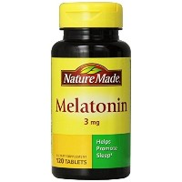 (Nature Made) Nature Made Melatonin Tablets  3 mg  120 Count
