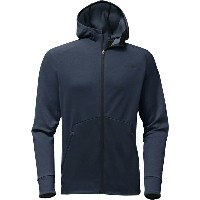 ノースフェイス メンズ パーカー&スウェット アウター The North Face Versitas Full-Zip Hoodie - Men's Shady Blue Heather
