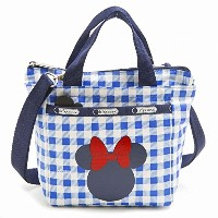LeSportsac 2327-P933 MINI CROSSBODY PICTURE TOTE ディズニー バッグ SPRINGTIME OUTING/ [並行輸入品]