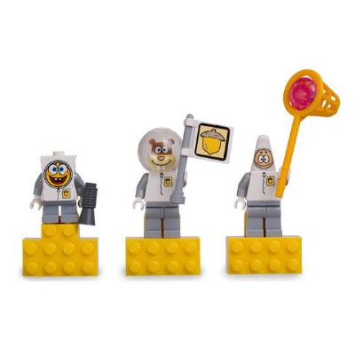 レゴ マグネット 852547 SpongeBob Spacesuit Magnet Set