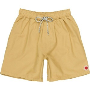 モラスク メンズ 水着 水着 Mollusk Vacation Trunk - Men's Dark Mustard