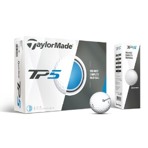 TaylorMade 2017 TP5 Golf Ball【ゴルフ ボール】