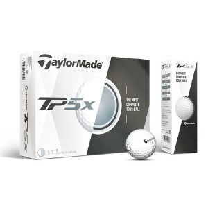 TaylorMade 2017 TP5X Golf Ball【ゴルフ ボール】
