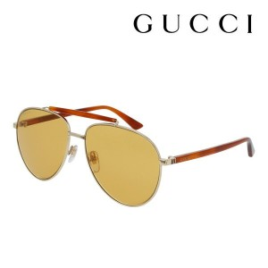【GUCCI】 グッチ サングラス 正規販売店 アレッサンドロ・ミケーレデザイン GG0014S 004 RETRO WEB WEB FRAME Made In Italy DEAL ティアドロップ