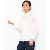 【Bonjour Girl】SEE-THROUGH SHIRT