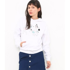 【Bonjour Girl】ME AND YOU HOODIE