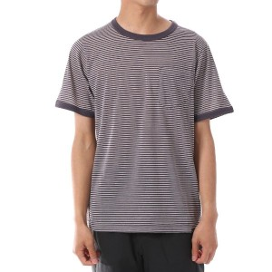 【SALE 30%OFF】マーモット Marmot メンズ トレッキング 半袖Tシャツ DEO DASH FLASH BORDER POCKET H/S CREW MJT-S7089