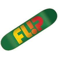 【フリップ デッキ】FLIP Deck ODYSSEY FADED TEAM 7.81x31.5