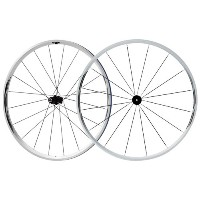 SHIMANO(シマノ) WH-RS21-FRS T 11段クリンチャー 前後セット シルバー