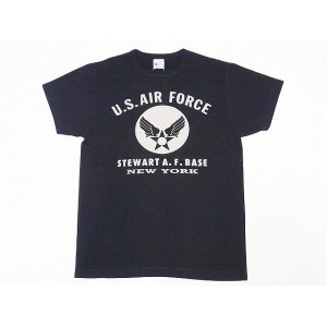 Buzz Rickson's[バズリクソンズ] Tシャツ BR77690 U.S. AIR FORCE (C.グレー)
