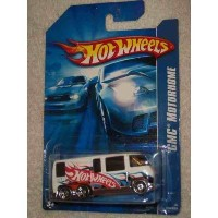 【Hot Wheels 2006 208/223 GMC MOTORHOME 1:64 Scale】