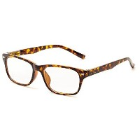 (老眼鏡) Readers.com The Williamsburg Bifocal Unisex Retro Square Reading Glasses