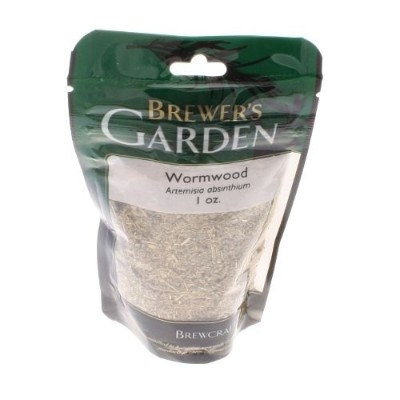 Dried Wormwood - 1oz. by Brewer's Garden