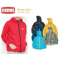 CHUMS チャムス CH04-1024 Breeze Jacket - ブリーズジャケット ※取り寄せ品