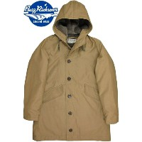 "BUZZ RICKSON'S/バズリクソンズ PARKA, DECK, ZIP, Type DECK PARKA""NAVAL CLOTHING FACTORY"" デッキパーカー ORIGINAL..."