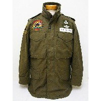 Buzz Rickson's[バズリクソンズ] M-65 フィールドジャケット 282nd ASLT.HLCPT.CO.3rd PLTN. BR13111 (OLIVE DRAB) 送料無料...