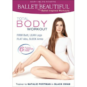 SALE OFF!新品北米版DVD!Ballet Beautiful: Total Body Workout! メリー・ヘレン・バウアーズ
