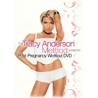 SALE OFF!新品北米版DVD!Tracy Anderson Method: Post-Pregnancy Workout! トレーシー・アンダーソン