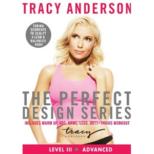 SALE OFF!新品北米版DVD!Tracy Anderson: Perfect Design Series: Sequence 3! トレーシー・アンダーソン