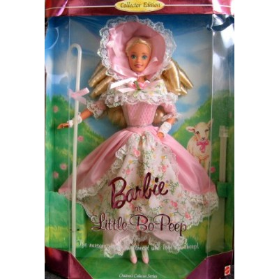Barbie little bo peep 平行