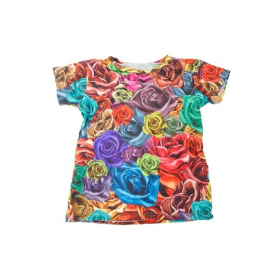 Mr GUGU & Miss GO Rose T-shirts for Kids 【ゆうパケット対応可能】