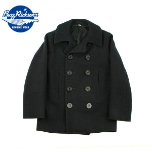 "No.BR11554 BUZZ RICKSON'Sバズリクソンズtype PEA COAT""NAVAL CLOTHING FACTORY""1910's MODEL"