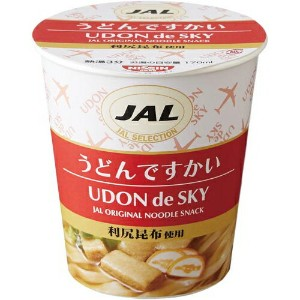 JALUX JALカップ麺 うどん 15個入
