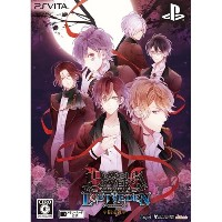 【即納★新品】PS Vita DIABOLIK LOVERS LOST EDEN 限定版