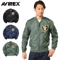 15%OFFクーポン対象◆AVIREX アビレックス 6162163 L-2 PATCHED FLYING TIGERS フライトジャケット ギフト プレゼント WIP メンズ ミリタリー...