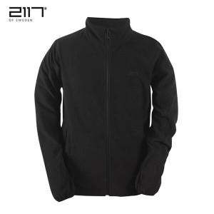 2117 OF SWEDEN LUND fleece jacket 〔MensフリースJKT〕 (BK):7816917 [pt0]