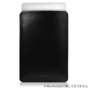 "LUXA2 Leather Sleeve for 15"" MacBook LHA0028"