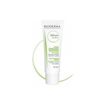 Sebium Hydra Moisturising Replenishing Care (For Acne-Prone Skin) 40ml/1.33oz by Bioderma [並行輸入品]