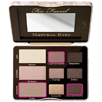 Too Faced Natural Eye Neutral Eye Shadow Collection (並行輸入品) [並行輸入品]