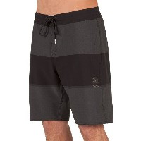 ボルコム メンズ 水着 水着 Volcom Quarta Static Stoney 20 Board Short - Men's Black