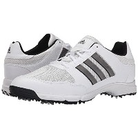 (アディダス) adidas 靴・シューズ adidas Golf Tech Response 4.0 White/White/Dark Silver Metallic ホワイト/ホワイト/ダーク...