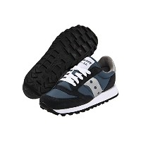 (サッカニー) SAUCONY 靴・シューズ レディーススニーカー Saucony Originals Jazz Original Navy/Silver US 9 (26cm) B