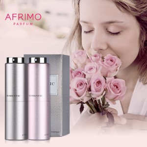[AFRIMO] Romantic Perfume 40ml / Perfume for Men&Women / 20ml X 2EA /