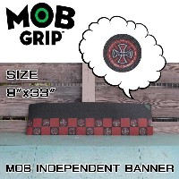 MOB GRIP(モブグリップ) INDEPENDENT BANNER GRIP TAPE SK8 デッキテープ