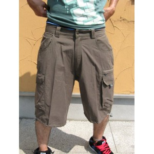 ★Special Sale!! 20%OFF!!★ UN RIDERS SHORT PANT KHAKI M